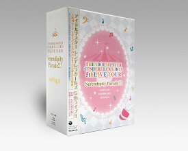 THE IDOLM@STER CINDERELLA GIRLS 5thLIVE TOUR Serendipity Parade!!!@OSAKA【Blu-ray】