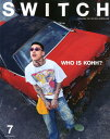 SWITCH(vol.36 no.7(JUL) WHO IS KOHH?