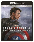 キャプテン・アメリカ/ザ・ファースト・アベンジャー 4K UHD【4K ULTRA HD】