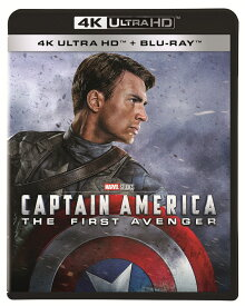 キャプテン・アメリカ/ザ・ファースト・アベンジャー 4K UHD【4K ULTRA HD】 [ クリス・エヴァンス ]