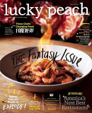 Lucky Peach, Issue 16