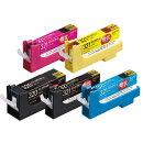 BCI-321+320/5MP互換インクカートリッジ 5色パック 増量版 PLE-ZCB3215P プレジール