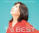 Solo-debut 35th Anniversary『T's BEST season 2』 (初回限定盤 2CD+Blu-ray)