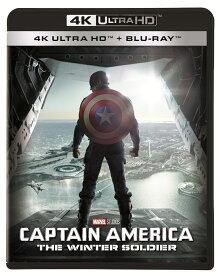 キャプテン・アメリカ/ウィンター・ソルジャー 4K UHD【4K ULTRA HD】 [ クリス・エヴァンス ]