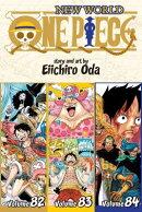 One Piece (Omnibus Edition), Vol. 28: Includes Vols. 82, 83 & 84