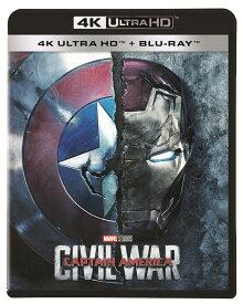 シビル・ウォー/キャプテン・アメリカ 4K UHD【4K ULTRA HD】 [ クリス・エヴァンス ]