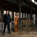 【輸入盤】(Piano Duo)die Kunst Der Fuge: Duo Stephanie & Saar