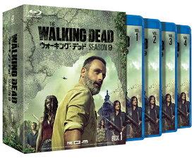 ウォーキング・デッド9 Blu-ray BOX-1【Blu-ray】 [ アンドリュー・リンカーン ]
