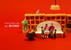 MINIATURE LIFE at HOME [ 田中 達也 ]