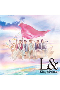 L&(初回限定盤BCD+DVD)[King&Prince]