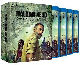 ウォーキング・デッド9 Blu-ray BOX-2【Blu-ray】 [ ノーマン・リーダス ]