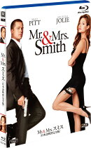 Mr. & Mrs. スミス <日本語吹替完全版>【Blu-ray】