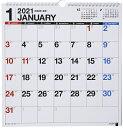 2021年版 1月始まりE11 エコカレンダー壁掛 高橋書店 A3変型サイズ (壁掛)