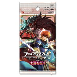 TCGファイアーエムブレム0(サイファ) ブースターパック「士道を征く」BOX(16パック)