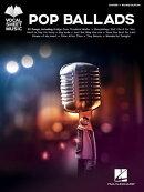 Pop Ballads: Singer + Piano/Guitar