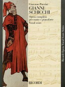 Gianni Schicchi: Opera Vocal Score