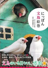 にっぽん文鳥絵巻 [ ポンプラボ ]