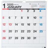 E11 エコカレンダー壁掛A3変型(2020) ([カレンダー])