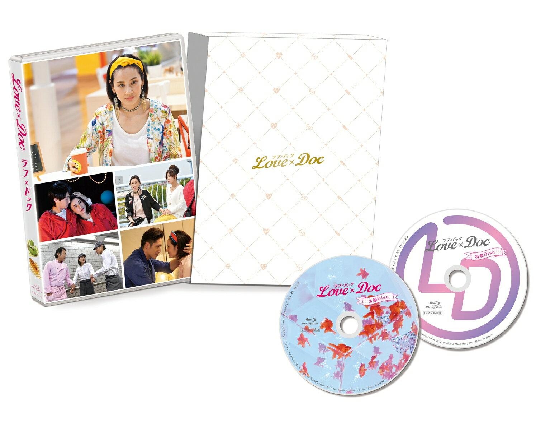 ラブ×ドック(初回生産限定盤)【Blu-ray】 [ 吉田羊 ]