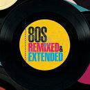 【輸入盤】80s Remixed & Extended