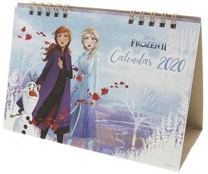 卓上 アナと雪の女王2(2020年1月始まりカレンダー...