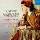 【輸入盤】マンドリンのためのナポリの協奏曲集 アルテマンドリン(バロック・マンドリン・アンサンブル)
