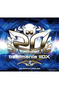 beatmania2DX20thAnniversaryTributeBEST[(ゲーム・ミュージック)]