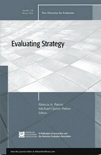 EvaluatingStrategy:NewDirectionsforEvaluation,Number128