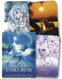 Oracle of the Unicorns: Enter an Enchanted Realm of Magic and Miracles ORACLE OF THE UNICORNS [ Cordelia Francesca Brabbs ]