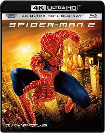 スパイダーマン2(4K ULTRA HD+ブルーレイ)【4K ULTRA HD】 [ トビー・マグワイア ]