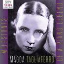 【輸入盤】マグダ・タリアフェロ名演集 Milestones of a Piano Legend(10CD)