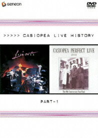 LIVE HISTORY PART1 [ CASIOPEA ]