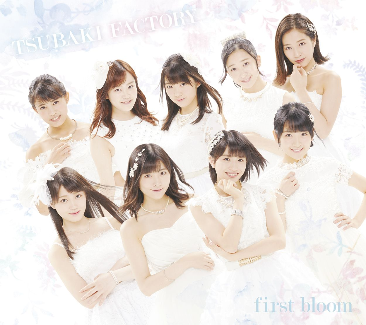 first bloom (初回限定盤B 2CD) [ つばきファクトリー ]