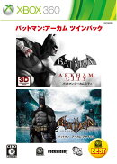 WARNER THE BEST バットマン:アーカム・ツインパック