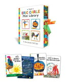 ERIC CARLE MINI LIBRARY:STORYBOOK GIFT