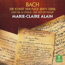 【輸入盤】フーガの技法 マリー=クレール・アラン(オルガン)(2CD)