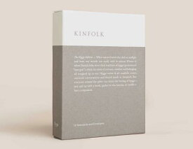 Kinfolk Notecards - The Hygge Edition KINFOLK NOTECARDS - THE HYGGE [ Various ]
