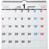 E17 エコカレンダー壁掛A3変型(2020) ([カレンダー])
