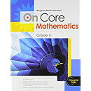 Houghton Mifflin Harcourt on Core Mathematics: Student Workbook Grade 4