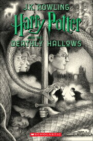 Harry Potter and the Deathly Hallows (Brian Selznick Cover Edition) HARRY POTTER & THE DEATHLY HAL (Harry Potter) [ J. K. Rowling ]