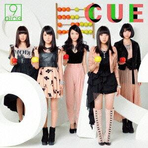 CUE(初回生産限定盤B CD+DVD+フォトブック) [ 9nine ]
