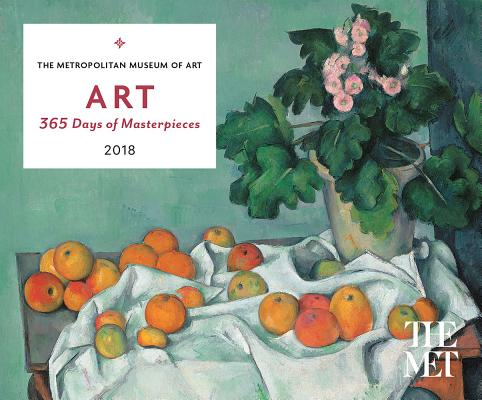 ART: 365 DAYS OF MASTERPIECES 2018 DESK [ METROPOLITAN MUSEUM OF ART THE ]