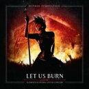 【輸入盤】Let Us Burn: Elements & Hydra Live In Concert (+cd)