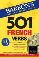 501 French Verbs [With CD (Audio) and DVD ROM]