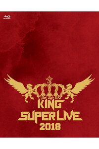 KINGSUPERLIVE2018【Blu-ray】[(V.A.)]