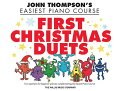 First Christmas Duets: 1 Piano, 4 Hands/Elementary Level