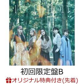 【楽天ブックス限定先着特典】re-union (初回限定盤B CD+Blu-ray)(アクリルキーホルダー) [ Little Glee Monster ]