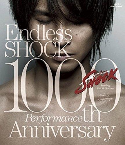 Endless SHOCK 1000th Performance Anniversary 【通常盤】【Blu-ray】 [ 堂本光一 ]