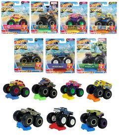 ホットウィール(Hot Wheels) モンスタートラック 1:64 アソート 【ミニカー8台入り BOX販売】 FYJ44-986L