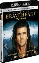 ブレイブハート(4K ULTRA HD+2Dブルーレイ/3枚組)【4K ULTRA HD】